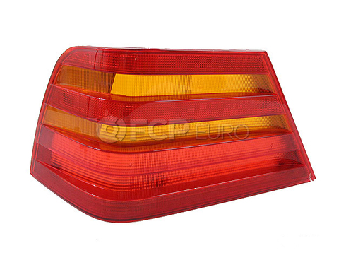 Mercedes Tail Light Lens (300SD 500SEL S600) - ULO 1408200566