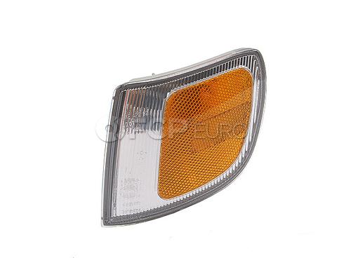 VW Side Marker Light Lens Front Left (Passat) - Hella 3A0945071