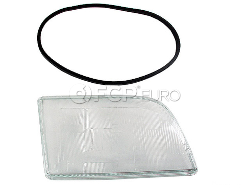 Mercedes Headlight Lens - Genuine Mercedes 1408208066