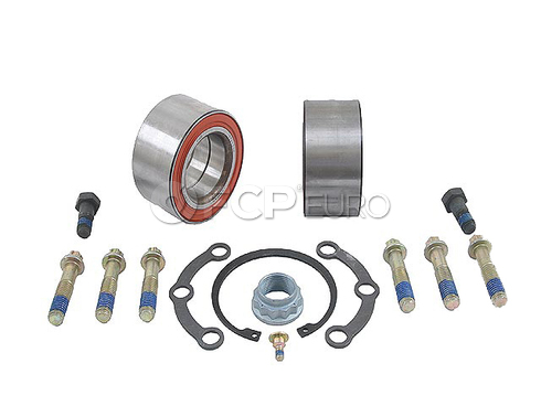 Mercedes Wheel Bearing Kit Rear (400SE 400SEL 500SEC 500SEL) - FAG 1409800516