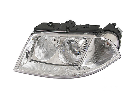 VW Headlight Assembly Left (Passat) Hella - 3B0941015AQ