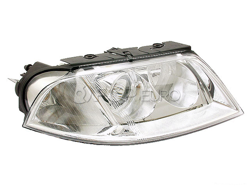 VW Headlight Assembly Right (Passat) - Hella 3B0941016AQ
