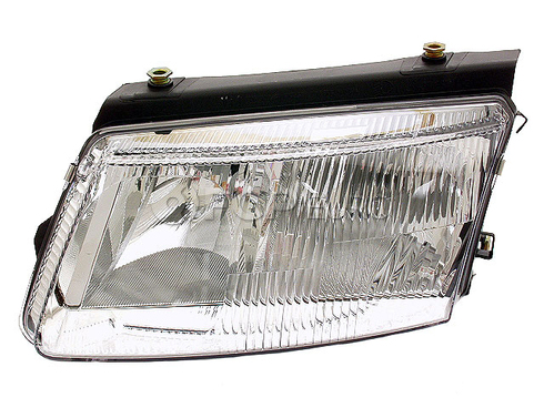 VW Headlight Assembly (Passat) - Hella 3B0941017Q