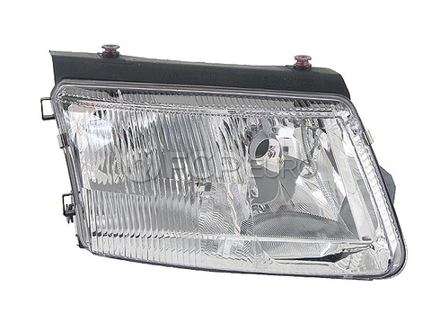 VW Headlight Assembly (Passat) - Hella 3B0941018Q