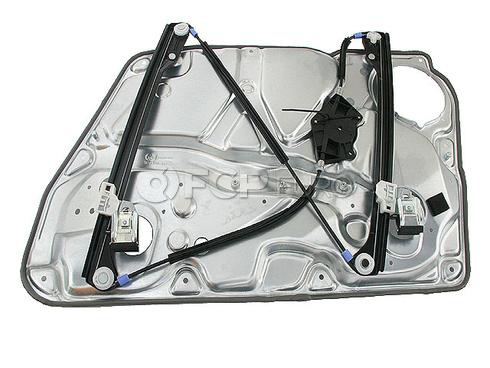 VW Window Regulator Front Left (Passat) - Genuine VW Audi 3B1837461