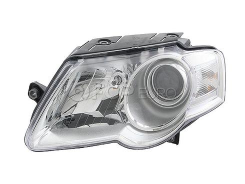 VW Headlight Assembly (Passat) - Hella 3C0941005L