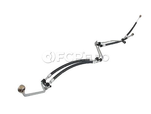 Mercedes Transmission Oil Cooler Hose - Genuine Mercedes 1635010624