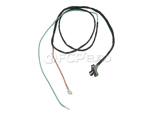 Cooling Fan Motor Wiring Harness - Genuine Mercedes - 1635400035