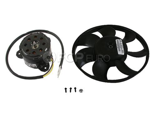 Mercedes A/C Condenser Fan Motor Left (ML320 ML350 ML430) - Valeo 1635400188