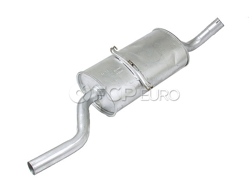 Audi Exhaust Muffler Rear (5000) - Ansa 433253609AAN