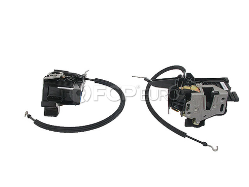 Mercedes Door Lock Vacuum Actuator - Genuine Mercedes 1637202935