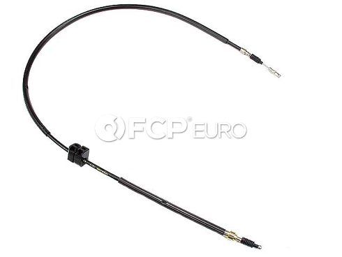 Audi Parking Brake Cable - Gemo 441609722D