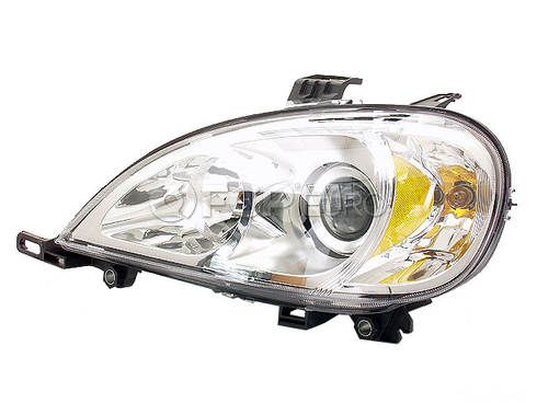 Mercedes Headlight Assembly - Genuine Mercedes 1638205561