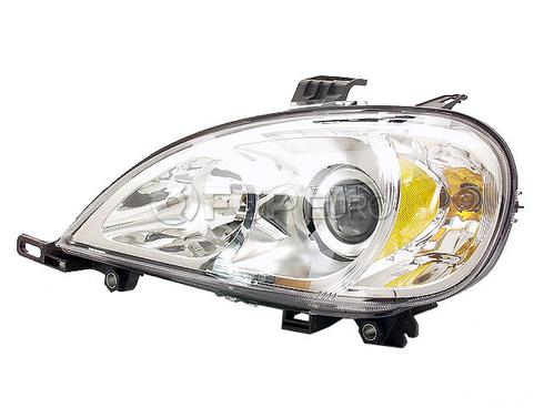 Mercedes Headlight Assembly - Genuine Mercedes 1638205561