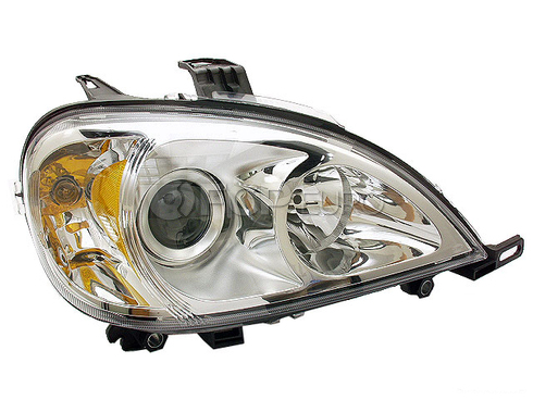 Mercedes Headlight Assembly - Genuine Mercedes 1638205661