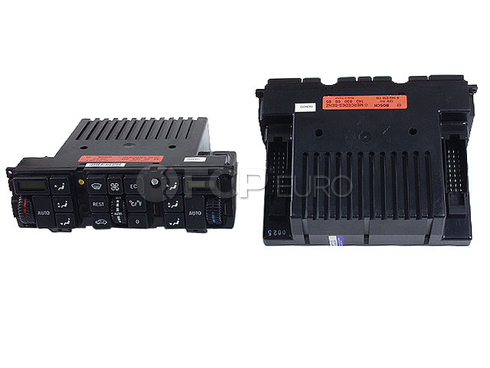 Mercedes Heater Control Unit (300SD 300SE 400SE 400SEL) - Programa 140830088588