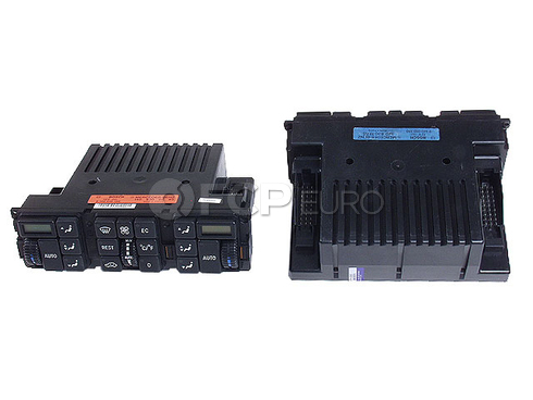 Mercedes Heater Control Unit Front (300SD 300SE 400SE 400SEL) - Programa 140830208588