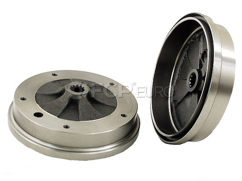 VW Brake Drum Rear (Beetle Karmann Ghia) - OMC 113501615D