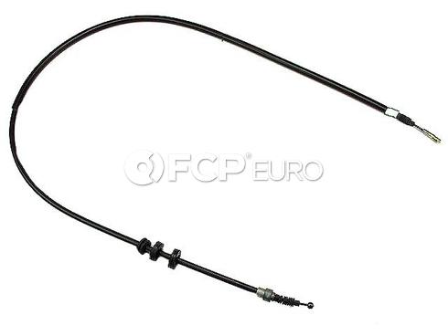 Audi Parking Brake Cable (5000 Quattro) - Cofle 443609721C