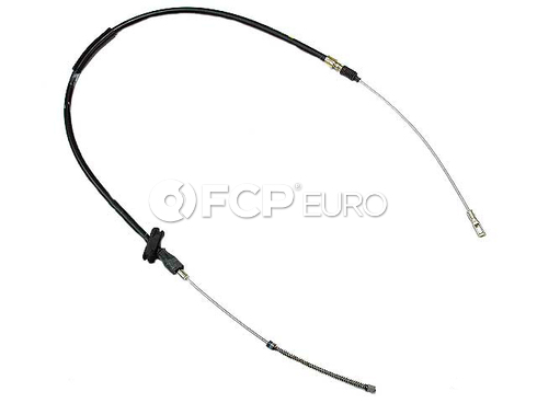 Audi Parking Brake Cable (5000) - Gemo 443609721K