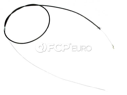 Audi Hood Release Cable (100 5000 5000 Quattro)- Gemo 443823531A