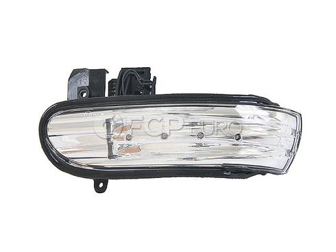 Mercedes Mirror Turn Signal Assembly - Genuine Mercedes 171820042164