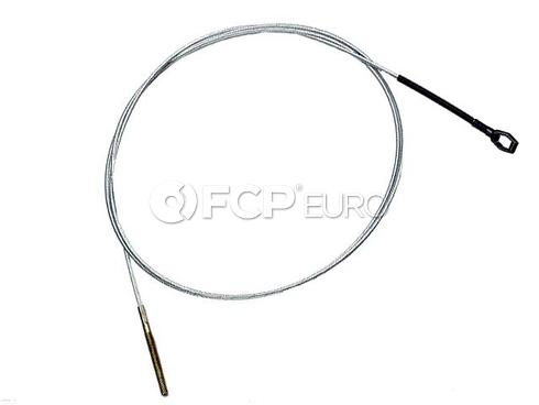 VW Clutch Cable (Beetle Karmann Ghia Super Beetle) - Cofle 113721335A