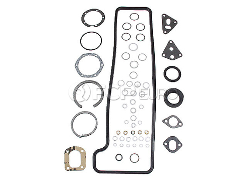 Mercedes Short Block Gasket Set (220S 230 230S 250S) - Elring 1800108108