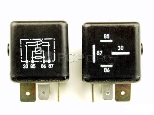 Audi VW X-Contact Relay (S4 Golf Jetta Passat)- KAE 443951253S