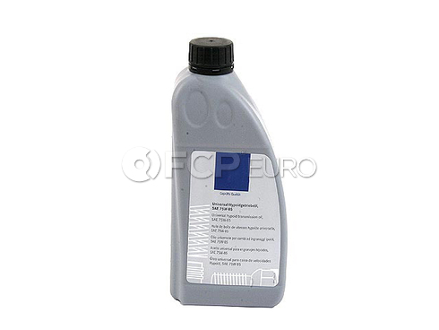 75W85 Gear Oil - Genuine Mercedes 001989330312