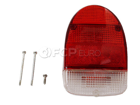 VW Tail Light Lens (Beetle Super Beetle) - RPM 113945241AFE