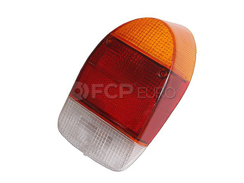 VW Tail Light Lens (Beetle Super Beetle) - RPM 113945241BFE