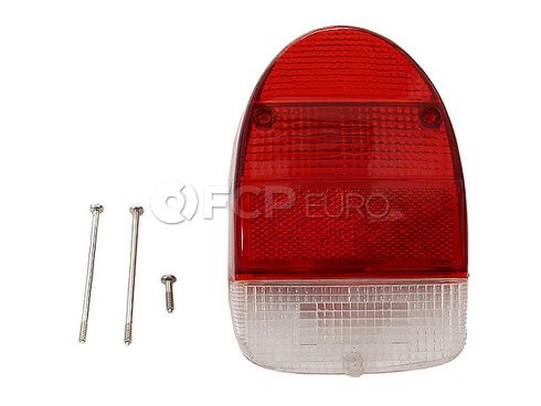 VW Tail Light Lens (Beetle Super Beetle) - RPM 113945242AFE