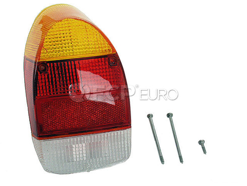 VW Tail Light Lens (Beetle Super Beetle) - RPM 113945242BFE