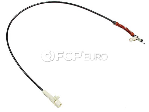 Mercedes Transmission Detent Cable (190E) - Genuine Mercedes 2013006430