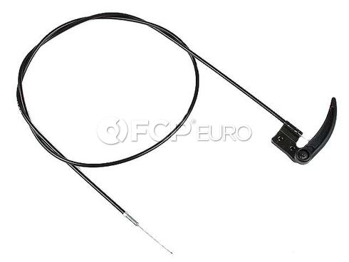 Porsche Hood Release Cable (924 944) - Gemo 477823531A