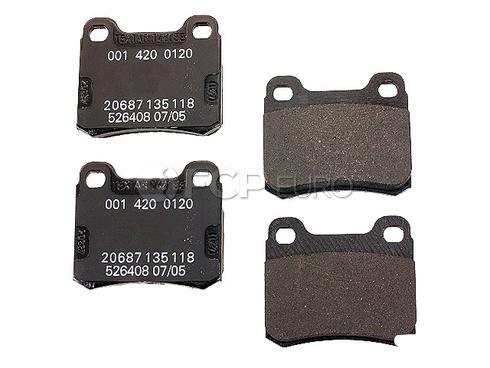 Mercedes Brake Pad Set - Genuine Mercedes 001420012041