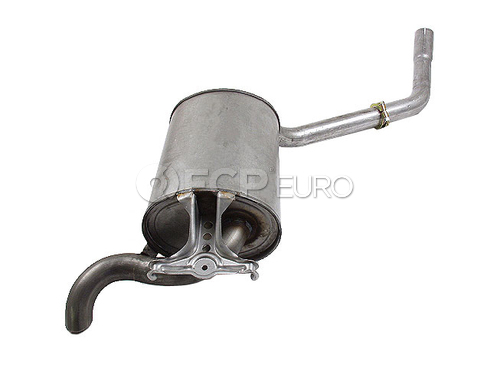 Mercedes Exhaust Muffler Rear (190E) - Eberspaecher 2014902615