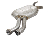 Mercedes Exhaust Muffler Center - Eberspaecher 2014903915