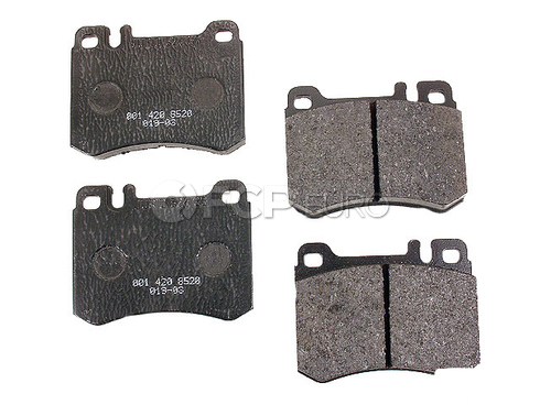Mercedes Brake Pad Set - Genuine Mercedes 0014208520