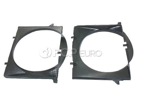Mercedes Cooling Fan Shroud (190E) - Genuine Mercedes 2015051155