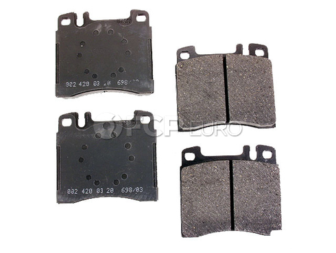 Mercedes Brake Pad Set (300SD 300SE) - Genuine Mercedes 0024200320OE