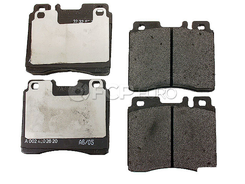 Mercedes Brake Pad Set - Genuine Mercedes 002420262041OE