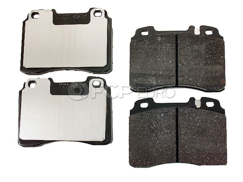 Mercedes Brake Pad Set - Genuine Mercedes 005420012041