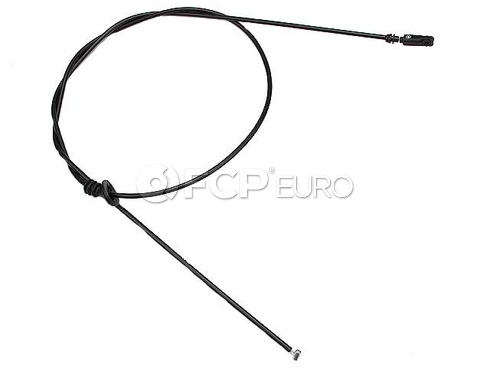 Mercedes Hood Release Cable (190E 190D) - Gemo 2018800459