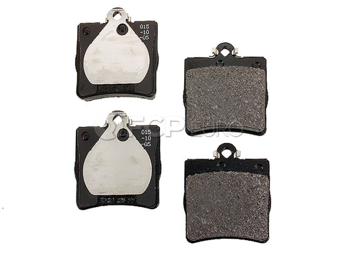 Mercedes Brake Pad Set - Genuine Mercedes 0044209120