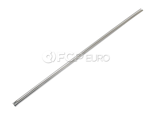 Mercedes Grille Moulding (190E 190D) - Genuine Mercedes 2018880685