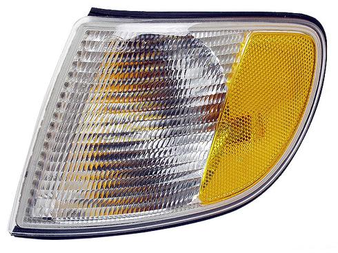 Audi Turn Signal Lens Left (A6 S6 A6 Quattro) - Hella 4A0953049E