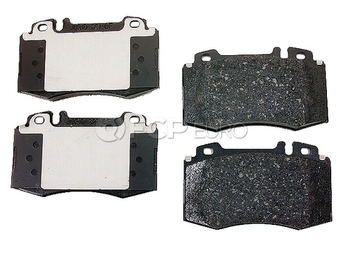 Mercedes Brake Pad Set - Genuine Mercedes 005420042041