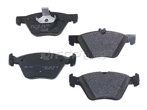 Mercedes Brake Pad Set - Genuine Mercedes 004420072041
